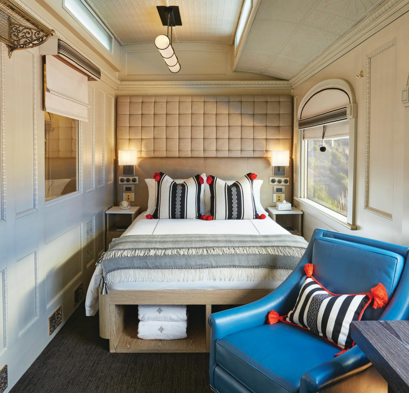 Belmond Andean Explorer - Cabina Double Bed