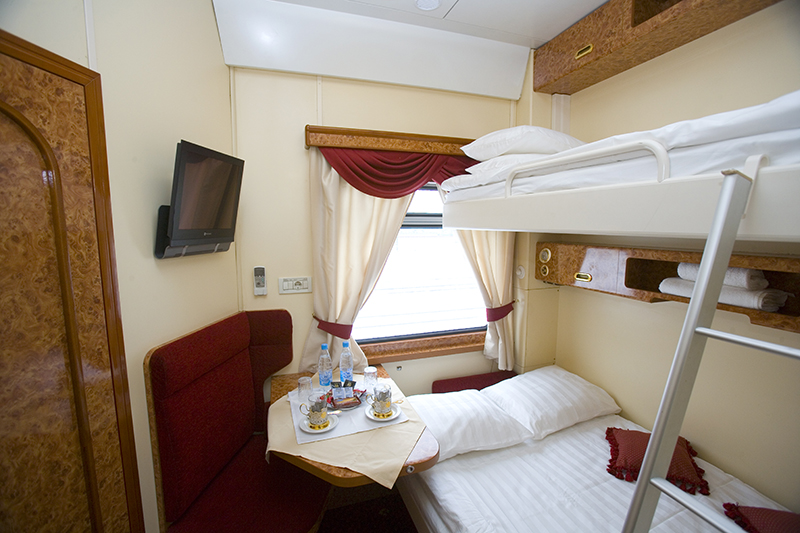 Imperial Russia - Cabina Business Class Notte