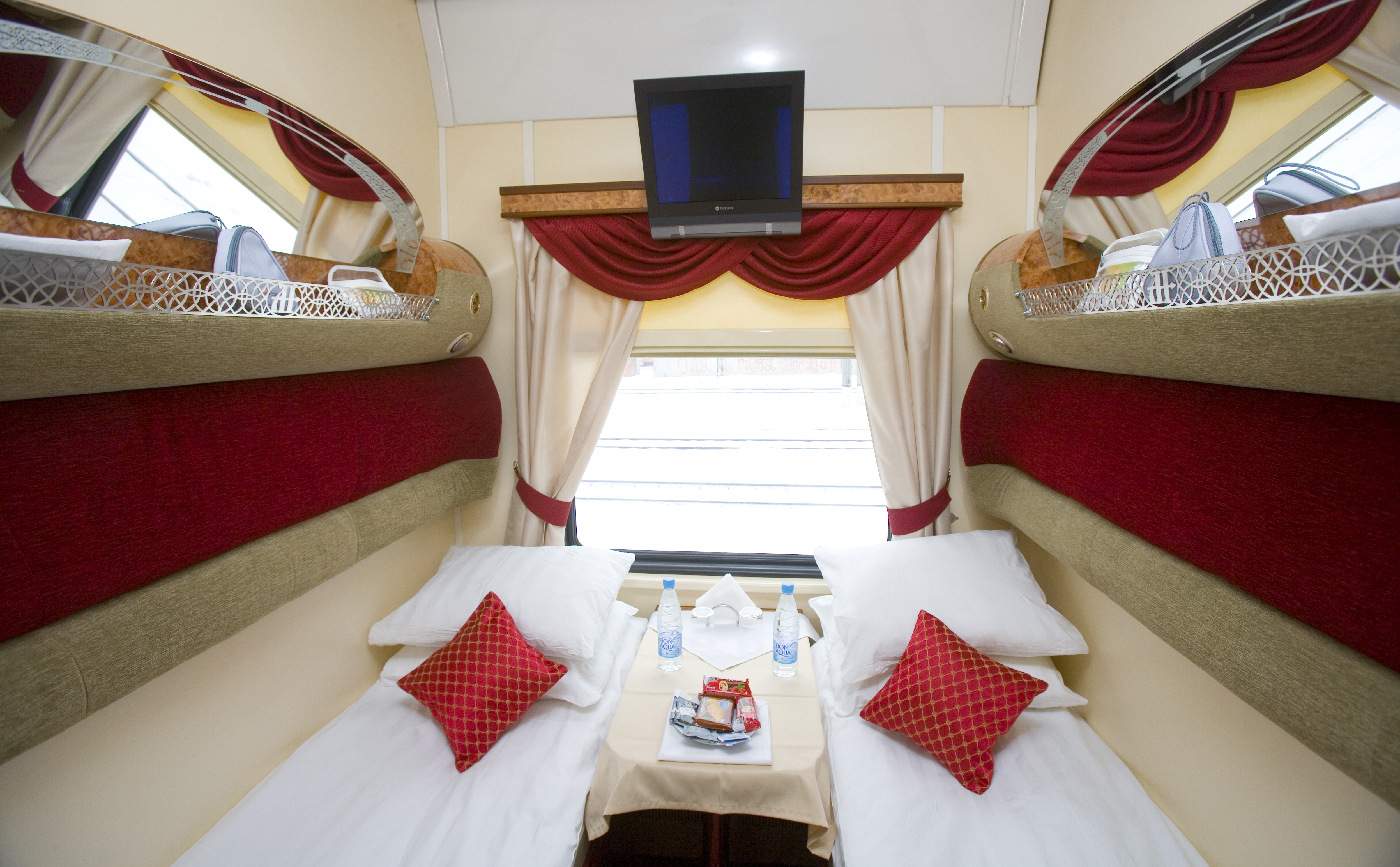 Imperial Russia - Cabina First Class Notte