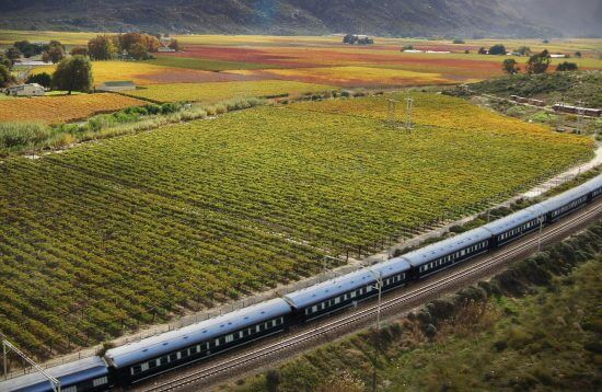 Rovos Rail Pride of Africa - Treno di Lusso in Africa