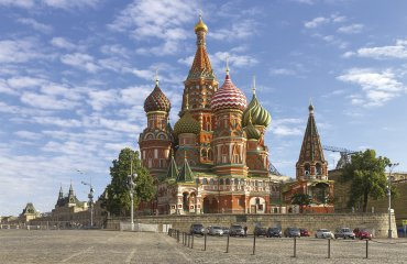 Tsar's Gold Transiberiana