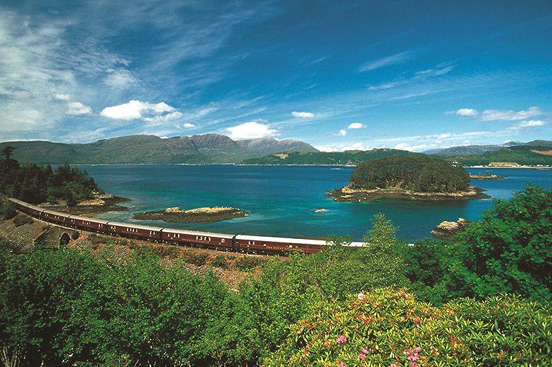 Belmond Royal Scotsman - treno di lusso