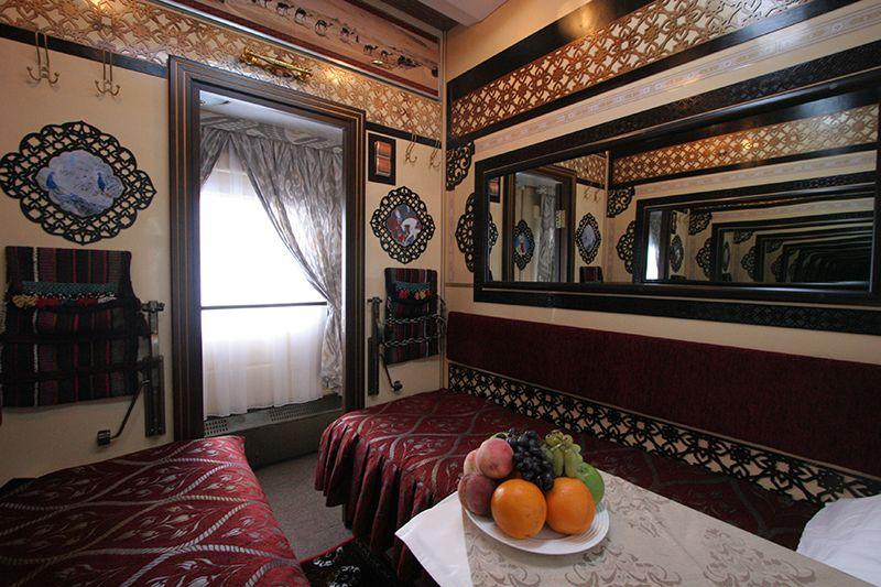 Orient Silk Road Express - Cabina Alladin