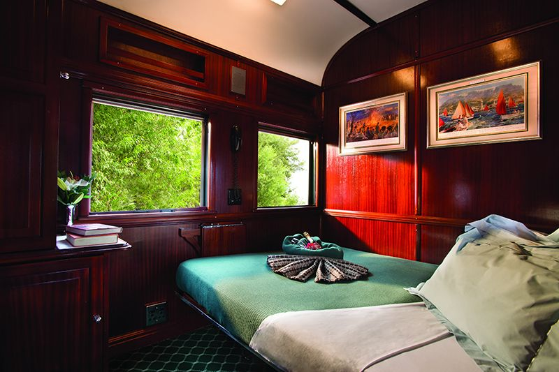 Rovos Luxury Train Africa - Cabina Pullman