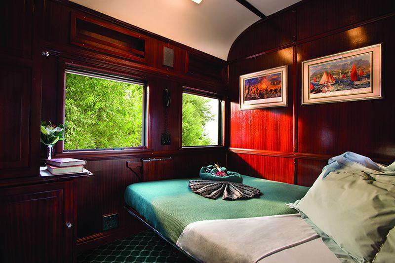 Rovos Luxury Train Africa - Cabina Pullman