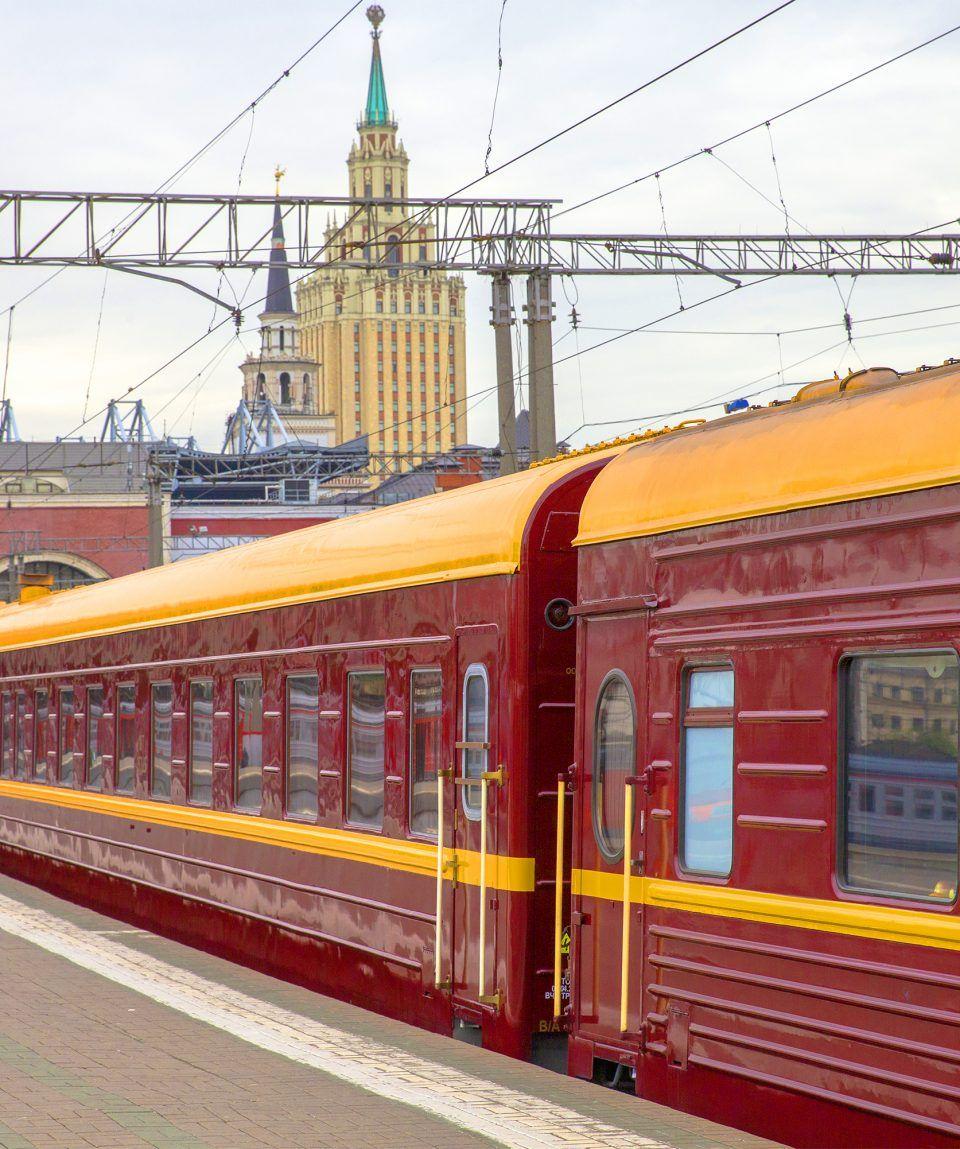 Tsar's Gold Transiberiana - Luxury Train