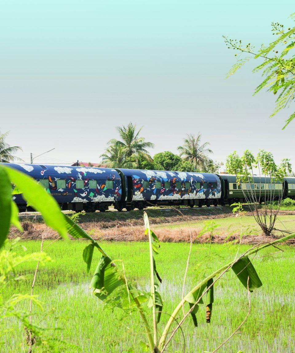 Belmond Eastern Oriental Express
