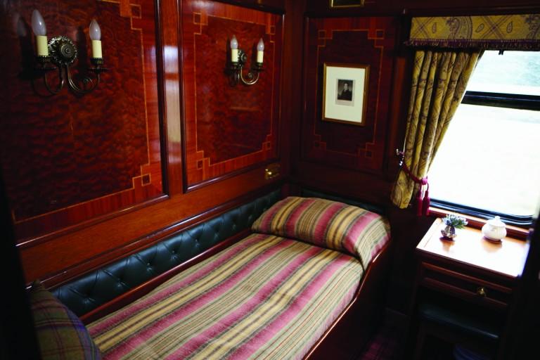 Belmond Royal Scotsman - cabina Singola