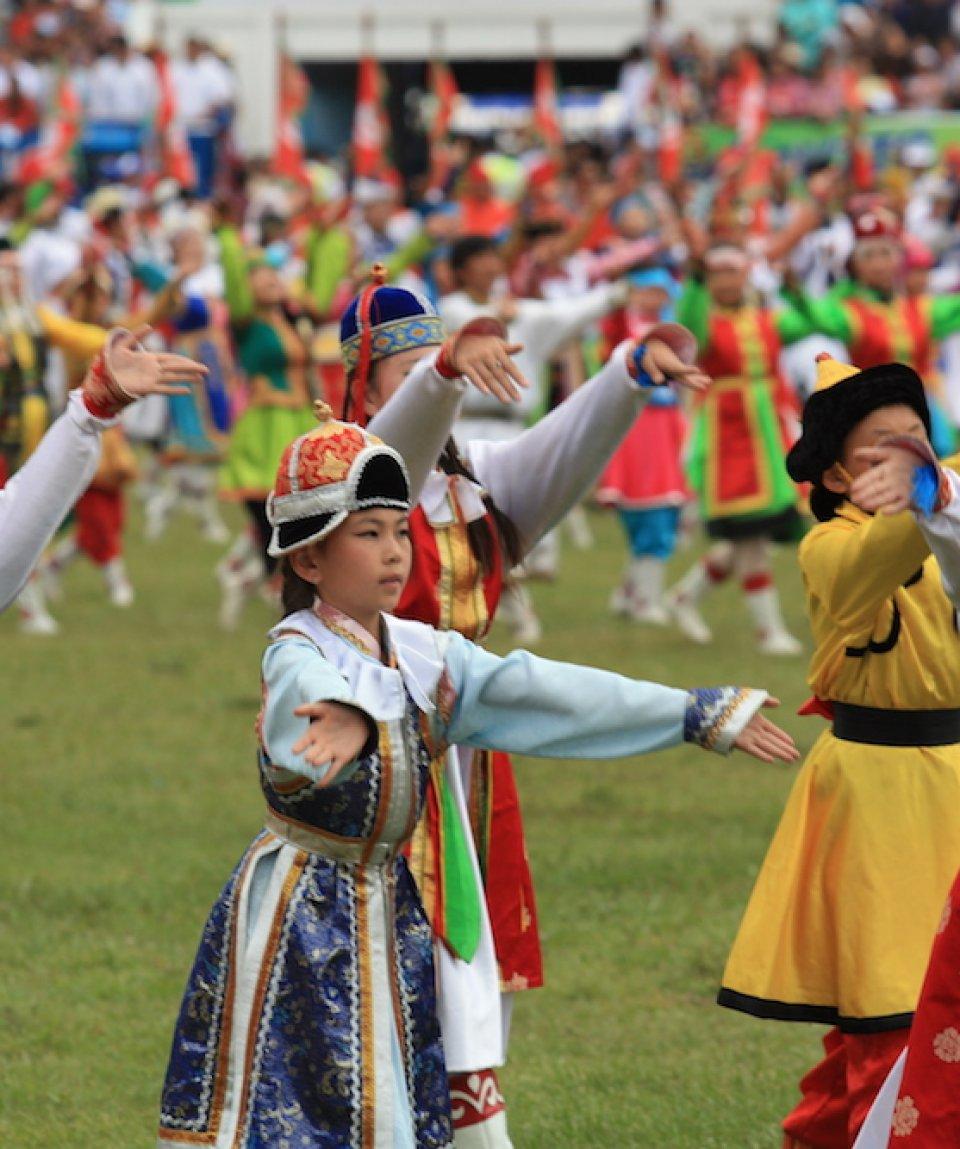 Naadam-cerimonia-apertura