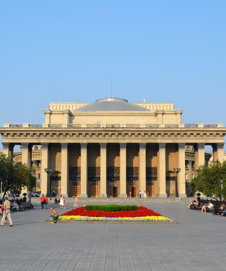 novosibirsk-opera