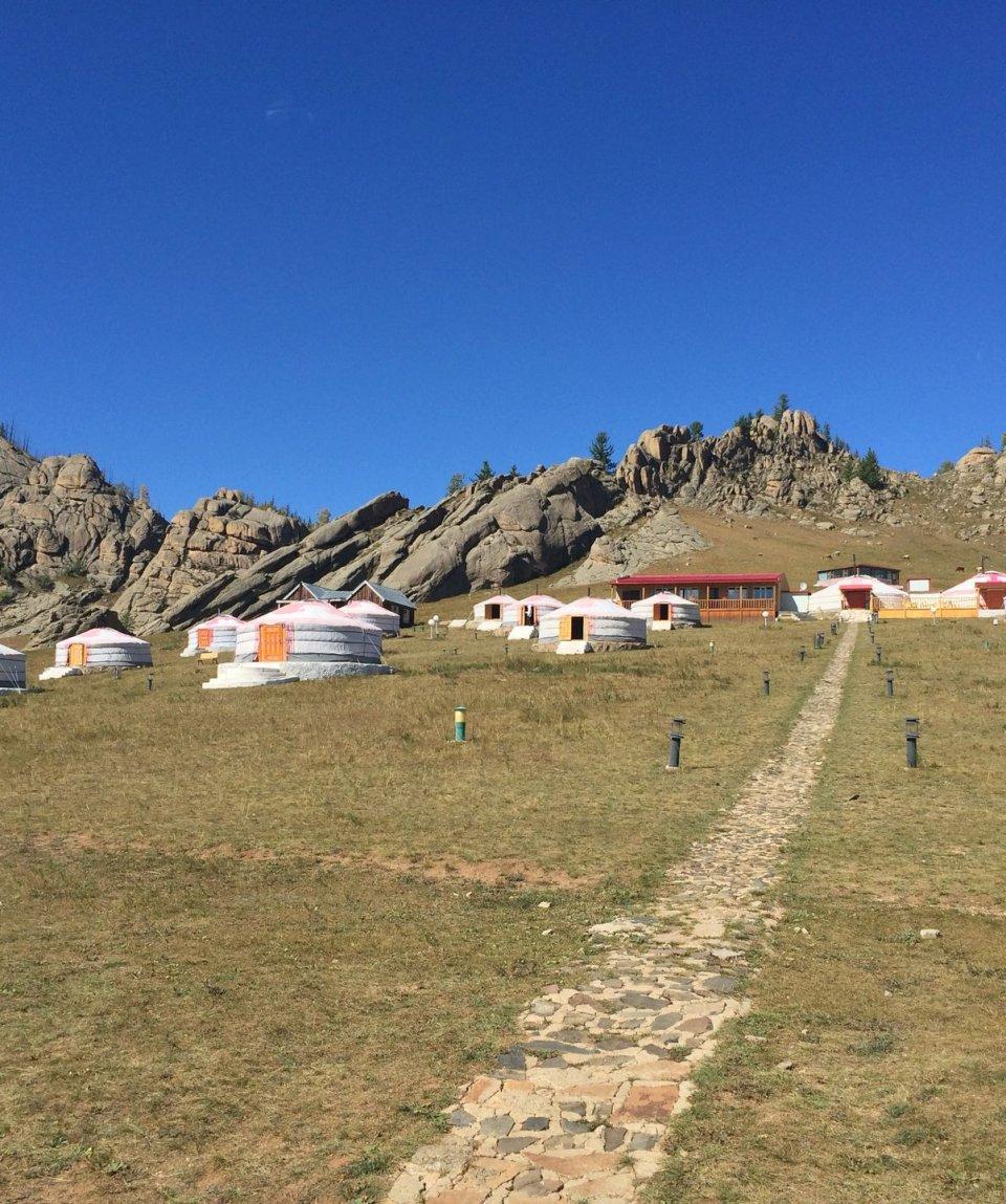 yurta-mongola