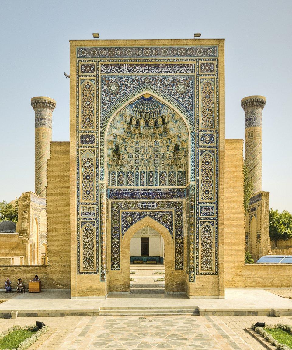 Samarqand_Gur Emir Mausoleum_cinzano77 - Fotolia.com X
