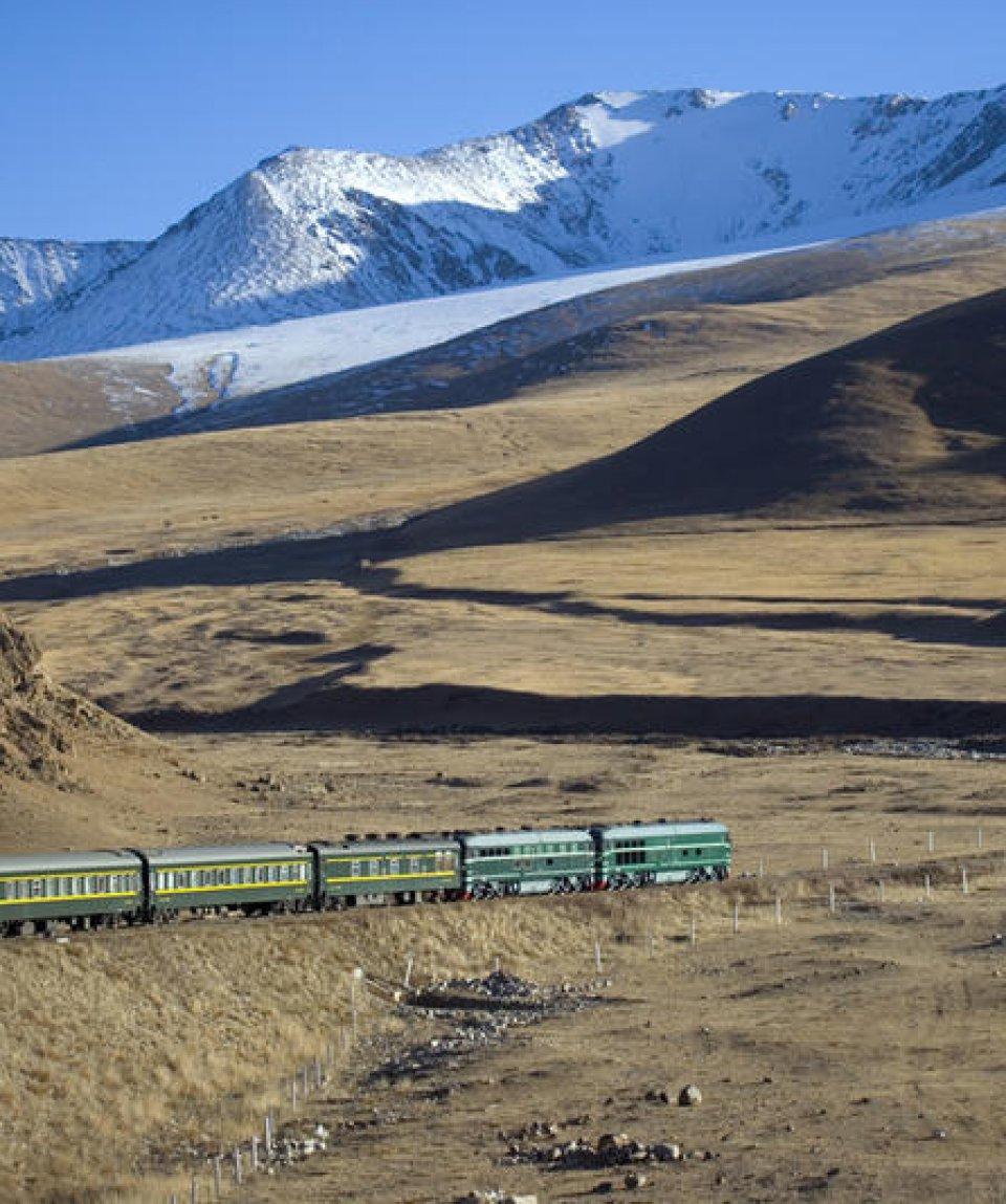 Shangri-La Express - Viaggio verso Turpan