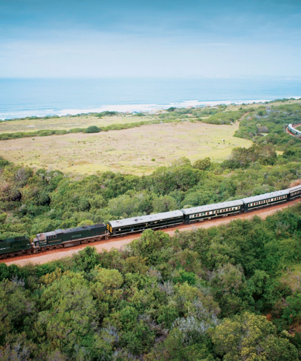 Shongololo Express Luxury Train